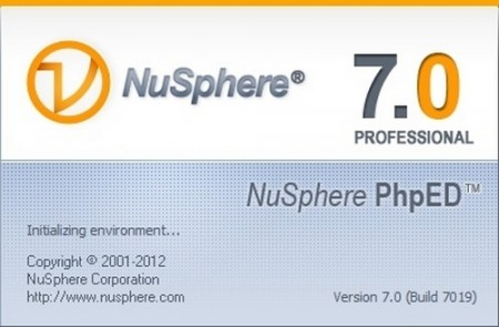 NuSphere PhpEd Professional 7.0 Build 7019
