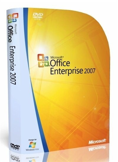 Microsoft Office 2007 Enterprise SP3 RePack by SPecialiST 12.5
