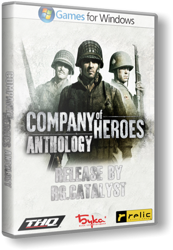 Company of Heroes. Anthology