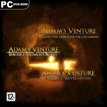Adam's Venture - Trilogy