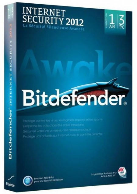 BitDefender Internet Security 2012 15.0.38.1605