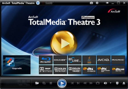 ArcSoft TotalMedia Theatre Platinum 3.0.1.195