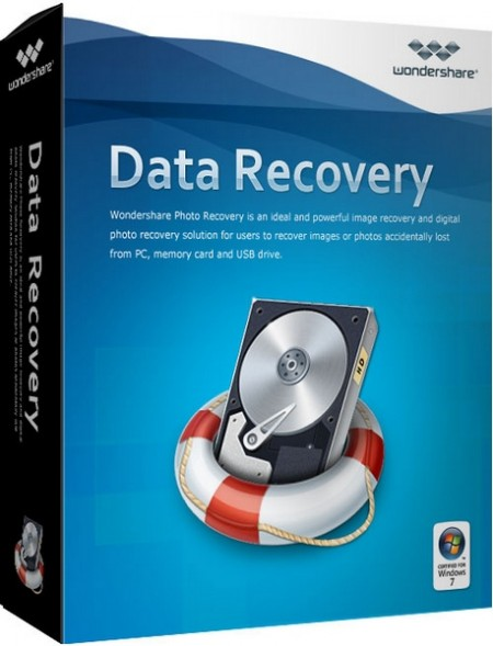 Wondershare Data Recovery 4.8.0.4