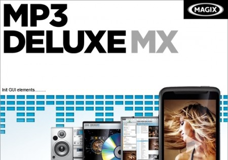 MAGIX MP3 deluxe MX 18.01 Build 112
