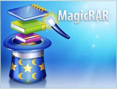 MagicRAR Studio 10 Build 4.1.2013.8423