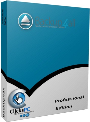 Backup4all Professional 4.8 Build 289