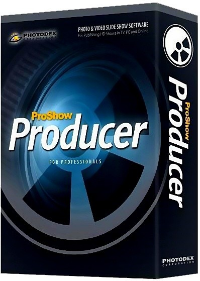 Photodex ProShow Producer 5.0.3310