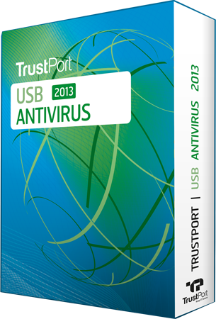 TrustPort USB Antivirus 2013 Build 13.0.1.5061 Final