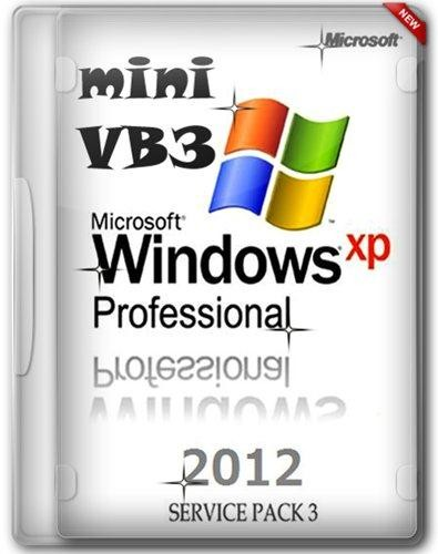 Windows XP SP3 mini VB3 в образе (Acron tib)