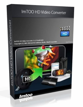 ImTOO HD Video Converter 7.5.0 Build 20120822