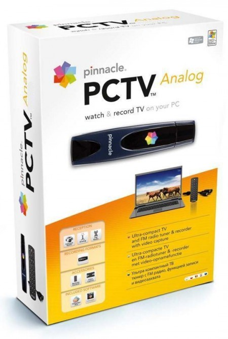 Pinnacle TVCenter 6.4.9.1033