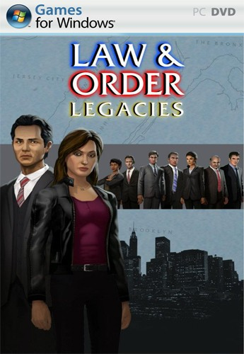 Law & Order: Legacies
