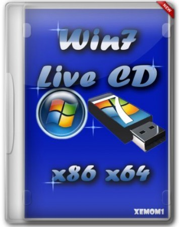 Win7 Live CD by Xemom1