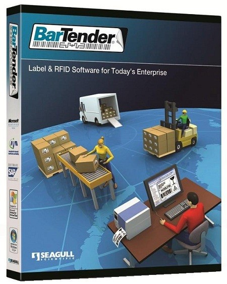 BarTender Enterprise Automation 10.1 SR1 Build 2934