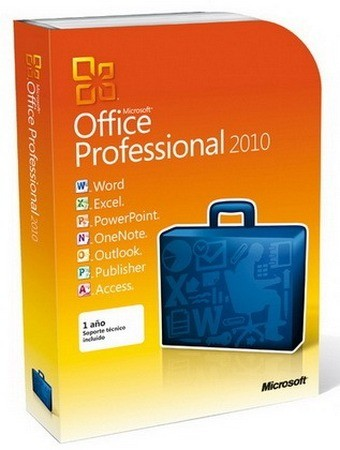 Microsoft Office 2010 Professional Plus SP1 14.0.6123.5001 Volume x86 Krokoz Edition