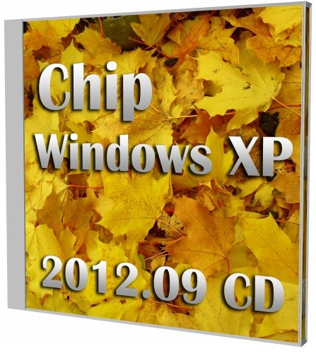 Chip Windows XP 2012.09 CD