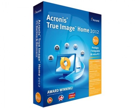 Acronis True Image Home 2012 15 Build 7133