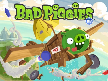 Bad Piggies 1.5.1 (2013)