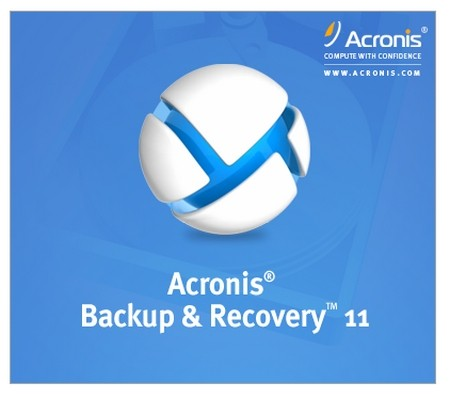 Acronis Backup & Recovery Workstation / Server 11.5 Build 38350 + Universal Restore