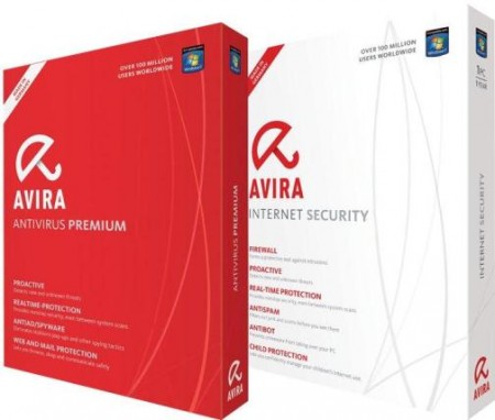Avira Antivirus Premium / Internet Security 2013 13.0.0.278 Final