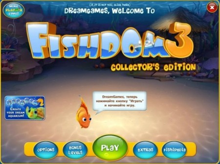 Fishdom 3: Collectors Edition