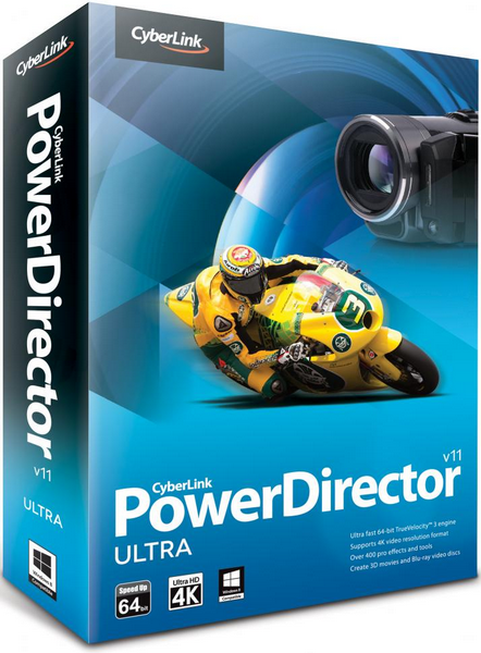 CyberLink PowerDirector 11.0.0.2516 Ultra