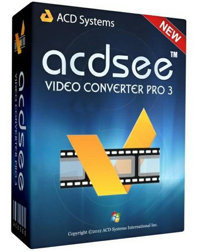 ACDSee Video Converter Pro 4.0.0.117