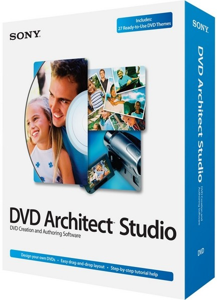 Sony DVD Architect Pro 6.0.237
