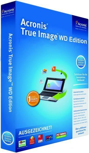 Acronis True Image WD Edition 13.0.0.14192