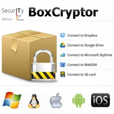 BoxCryptor Unlimited 1.5.413.155