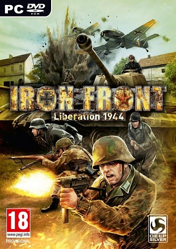 Iron Front : D-Day 1944