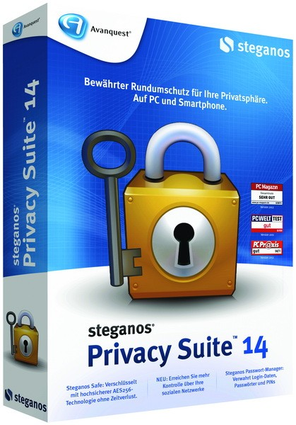 Steganos Privacy Suite 16.1.1 Revision 11290 Multilangual