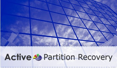 Active Partition Recovery Professional / Enterprise 10.0.2
