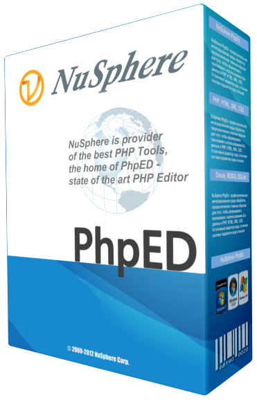 PhpEd Professional 8.1 Build 8115