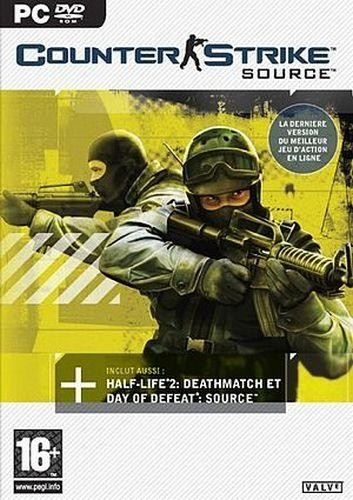 Counter-Strike Source CyberDelia Edition