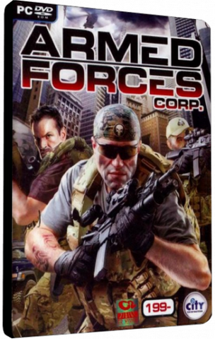 Armed Forces: Corp