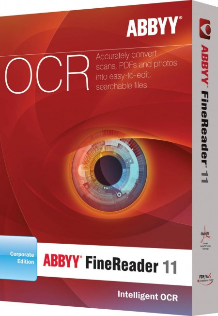 ABBYY FineReader 11.0.113.164 Corporate Edition