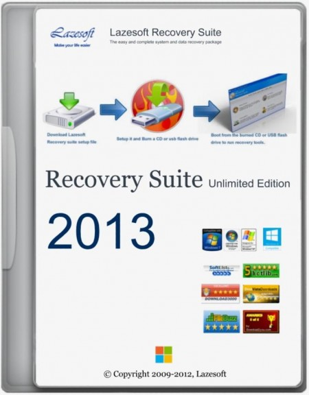 Lazesoft Recovery Suite 4.0.1 Unlimited Edition