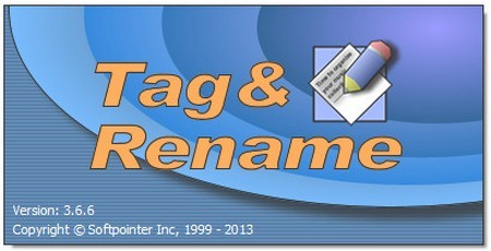 Tag and Rename 3.9.1 Final