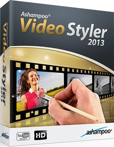 Ashampoo Video Styler 2013 1.0.1