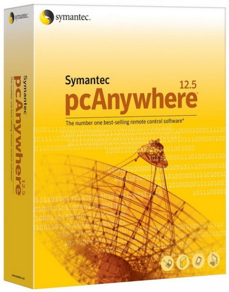Symantec PcAnywhere Corporate Edition 12.5.5.1086