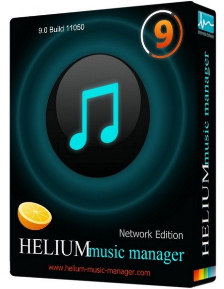 Helium Music Manager 9.2.1 Build 11480 Network Edition