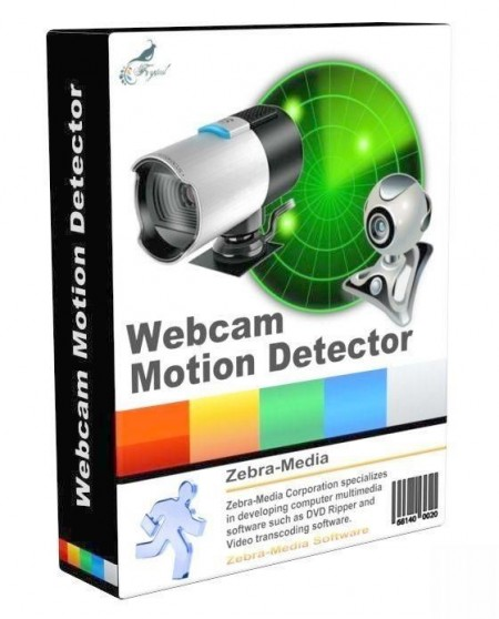 Zebra Webcam Motion Detector 1.6