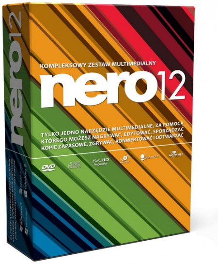 Nero Multimedia 12.0.03400