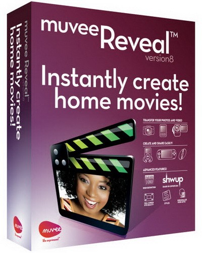 muvee Reveal X 10.5.0.23245 Build 2795