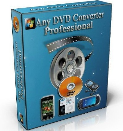 Any DVD Converter Professional 5.8.0 Multilingual