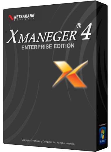 NetSarang Xmanager Enterprise 5 Build 0547