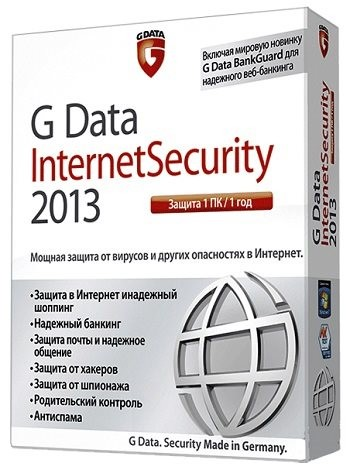 G Data InternetSecurity 2013 23.1.0.2 Final