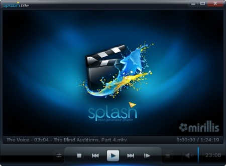 Splash Lite 1.8.2