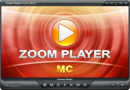 Zoom Player FLEX 8.6.1